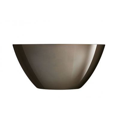 Luminarc Loft Abacco Copper Sald Bowl 17