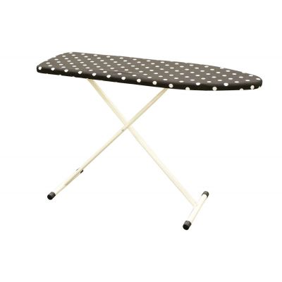 Cosy & Trendy Compact Ironing Board 116x35cm- H92cm