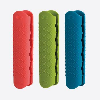 Trudeau silicone stay cool grip (12pcs/disp.)