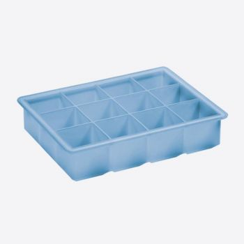 Lurch ice cube tray cube whisky ice-blue 4x4cm