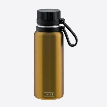 Lurch Outdoor double-walled stainless steel vacuum flask gold 500ml