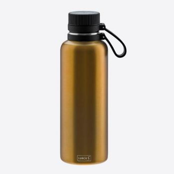 Lurch Outdoor double-walled stainless steel vacuum flask gold 1L