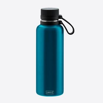 Lurch Outdoor double-walled stainless steel vacuum flask blue 1L