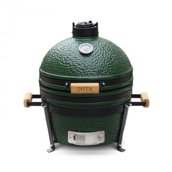 Kamado Grill Medium 40 - Groen