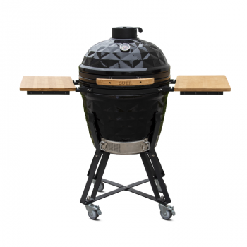 Kamado Grill Large Diamond 56 - Zwart