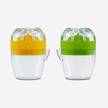 Dotz mini juicer yellow or green (12pcs/disp.)