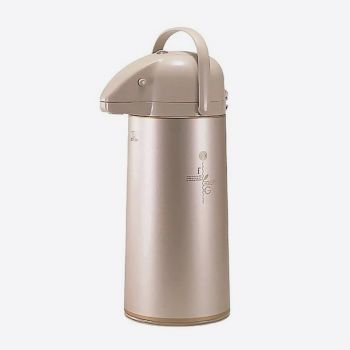 Zojirushi airpot with glass interior body Herb cacao 1.9L