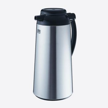 Zojirushi handy pot stainless steel with glass interior body 1.6L