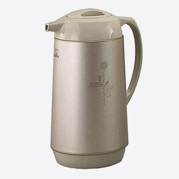 Zojirushi handy pot with glass interior body cacao 1L