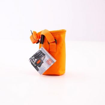 Iris Barcelona Can Cooler with cooling gel orange