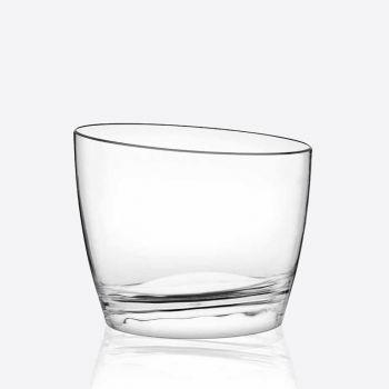 Italesse Easy Bowl Round acrylic wine cooler transparent Ø 32cm H 26.5cm