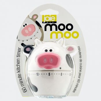 Joie MooMoo timer up to 1 hour cow white