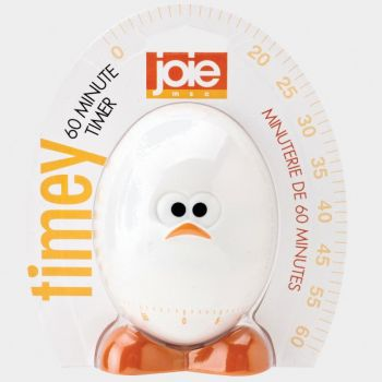 Joie Egghead timer up to 1 hour white 10.2x5x11.4cm