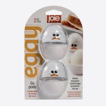 Joie Eggy set of 2 pods for an egg white ø 5.5cm H 6.6cm