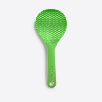 Lékué rice spoon in plastic green 22cm