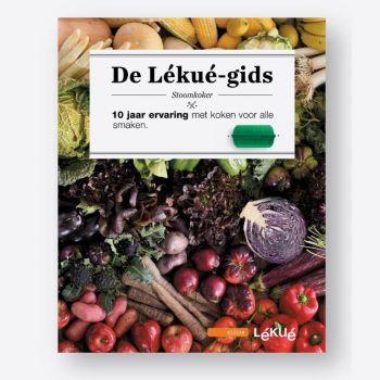 Lékué cookbook ' De gids van Lékué' NL