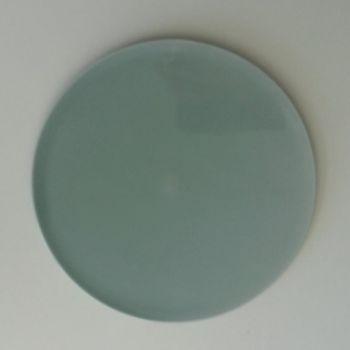 Menu New Norm Plate/Lid; Ø21;5 cm; Cool Green