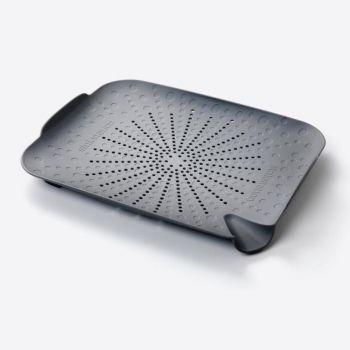 Sinkstation flat colander grey 34x27.5x4.5cm