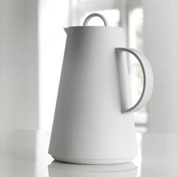 Ole Palsby Design vacuum jug white 1L