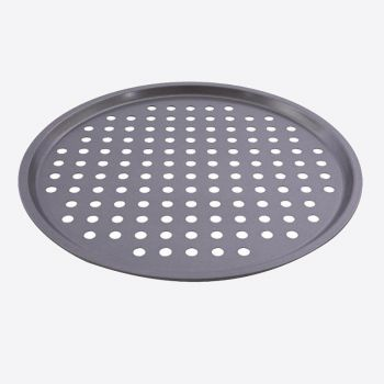 Point-Virgule pizza mold with holes and non-stick coating ø 31cm