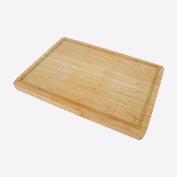 Point-Virgule bamboo meatboard with groove 51x35.5x3cm (per 3pcs)