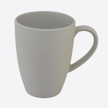 Point-Virgule bamboo fiber mug cement grey 450ml