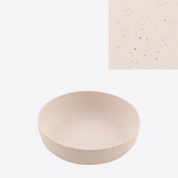 Point-Virgule bamboo fiber bowl terrazzo ø 12cm H 3.5cm
