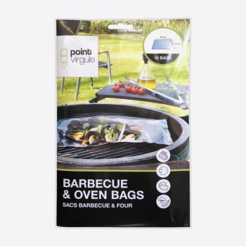 Point-Virgule set of 10 oven and barbecue bags