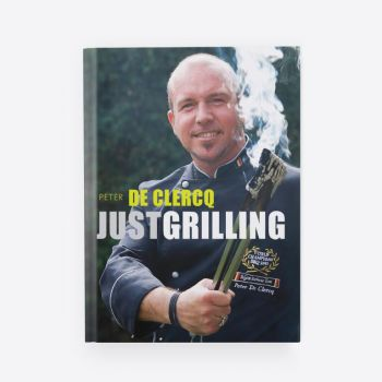 Point-Virgule cookery book 'Just grilling' English