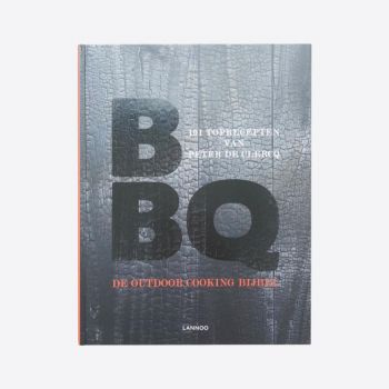 Point-Virgule cookery book 'De outdoor cooking bijbel' Dutch