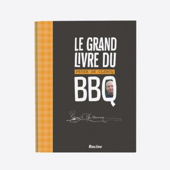 Point-Virgule cookery book 'Le grand livre du bbq' French