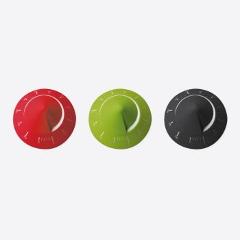 Point-Virgule manual timer - green - red or black (12pcs/disp.)