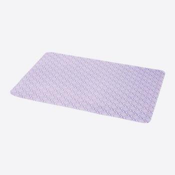 Point-Virgule silicone placemat purple 45x30cm