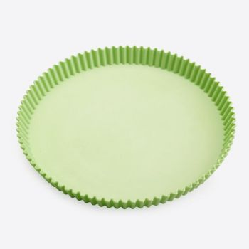 Point-Virgule flan pan with rolled edge for 6 persons 21.5x18.5cm (per 6pcs)