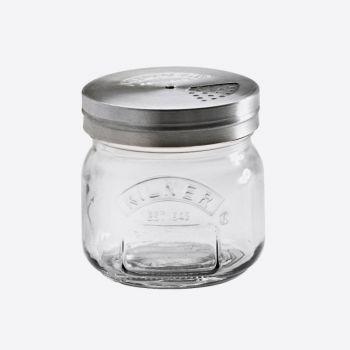 Kilner glass shaker set 250ml (per 12pcs)