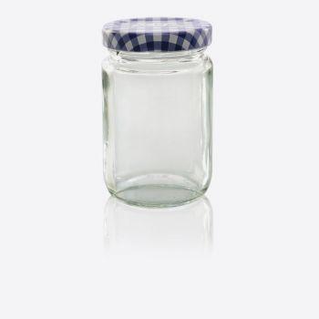 Kilner round glass twist top jar 93ml (12pcs/disp.)