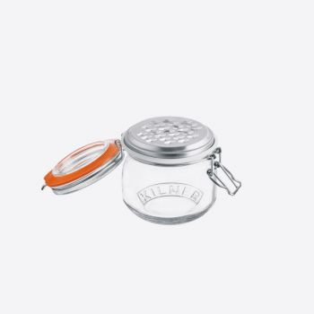Kilner grater set with glass jar 500ml