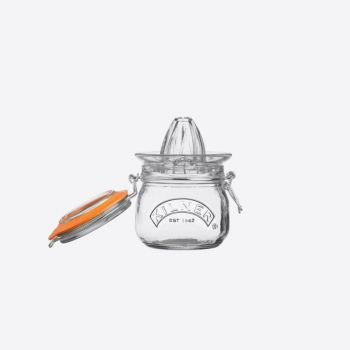 Kilner juicer jar set - glass storage jar and juicer 500ml
