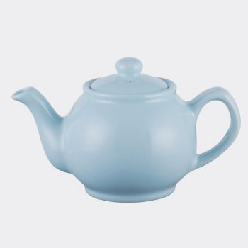 Price & Kensington glossy 2-cups teapot pastel blue 450ml (per 3pcs)