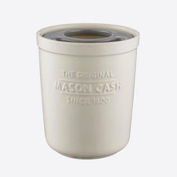 Mason Cash Innovative Kitchen utensil pot in stoneware ø 15.5cm H 19cm