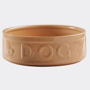 Mason Cash Cane lettered dog bowl ø 25cm (per 3pcs)