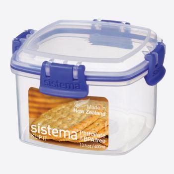 Sistema Klip It cookie box cracker 400ml (per 8pcs)