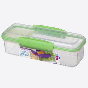 Sistema To Go snack box Snack Attack 410ml (9 ass.)
