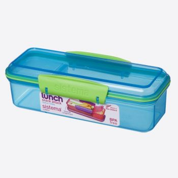 Sistema Trends Lunch snack box Snack Attack 410ml (9 ass.)