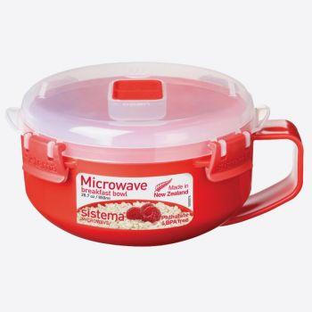 Sistema Microwave oats bowl 850ml (per 4pcs)