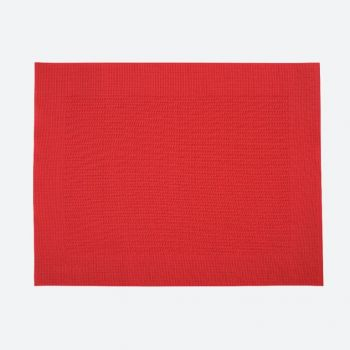Saleen placemat red 32x42cm