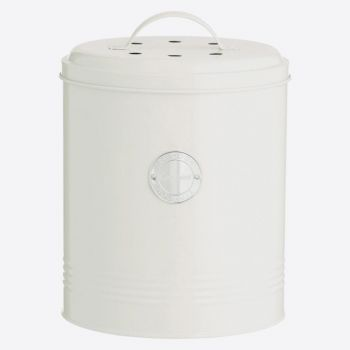 Typhoon Living compost bin off-white 2L