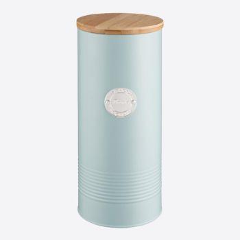 Typhoon Living blue pasta storage ø 11cm H 27cm