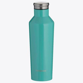 Typhoon Pure double-walled vacuum flask in stainless steel mint green 500ml