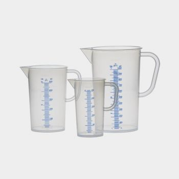 Vitlab measuring jug 50ml (per 24pcs)